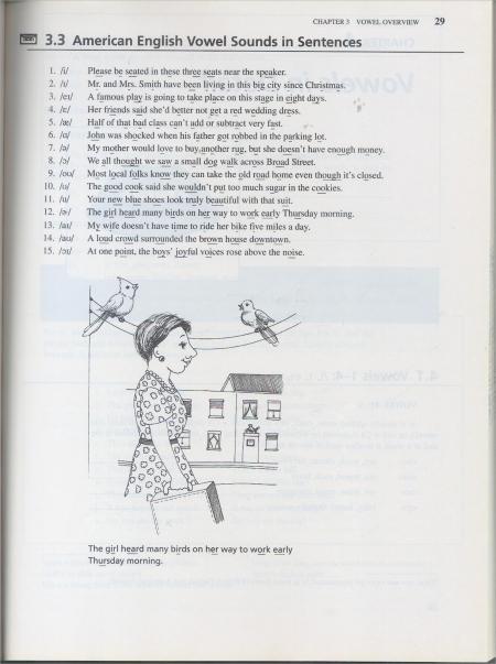 北美英语发音教科书