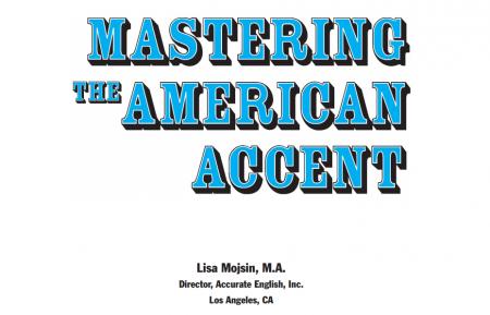 standard American accent