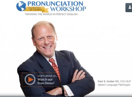 proper pronunciation