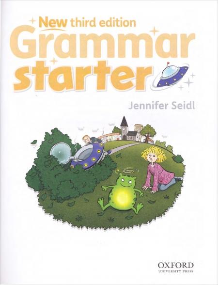 牛津大学出版少儿语法书