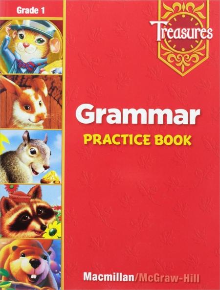 Treasures Grammar Practice Book