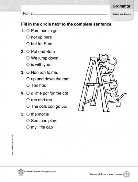 key grammar terms