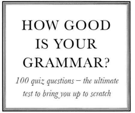 interactive Grammar of English