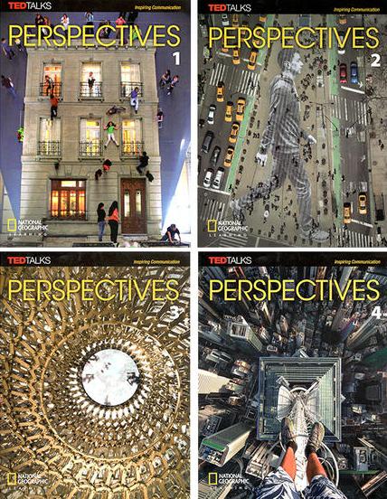 美国国家地理TEDTALK合作开发perspectives