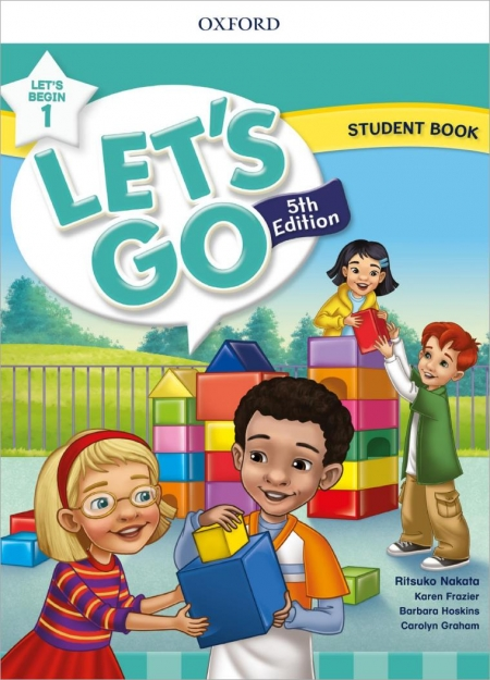 牛津原版少儿英语Let's Go教材第5版