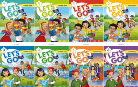 fifth edition of let's go