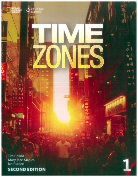 While Time Zones uses standard American English