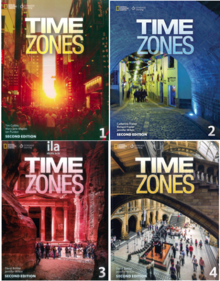 second edition of Time Zones