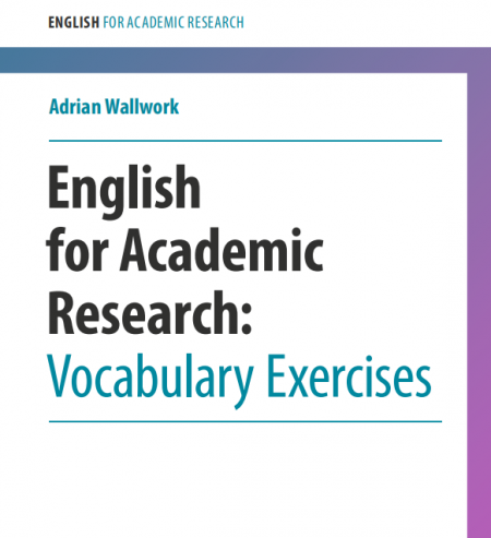 English for academic Research series