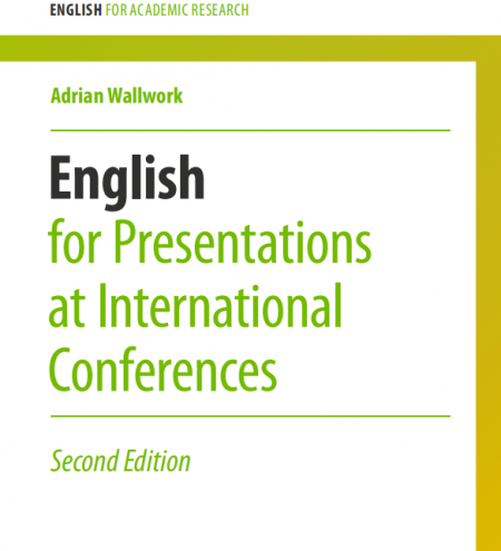 help native speakers academic present to an audience