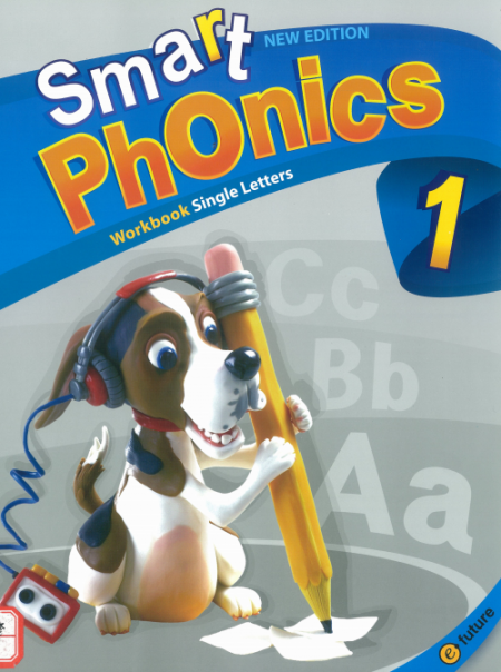 New Smart Phonics series learning natural spelling