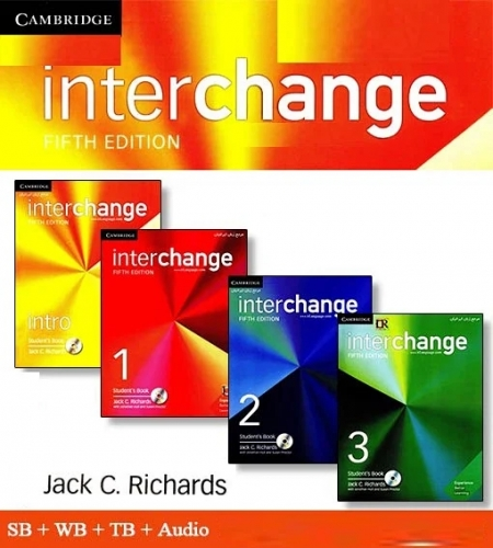 The Fifth Edition of Interchange