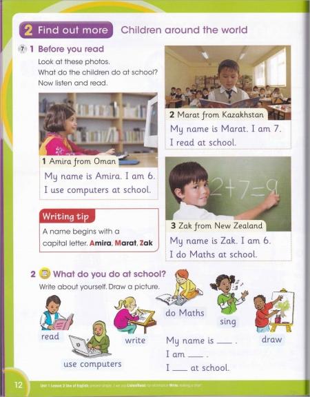 剑桥全球英语包含全球各个领域知识涉猎范围广
