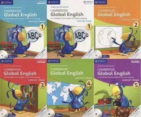 剑桥大学出版社为第二语言学习者创造的一套创新材料