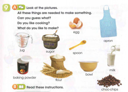 Cambridge Primary English integrated approach to teaching