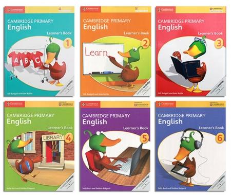 Cambridge primary English