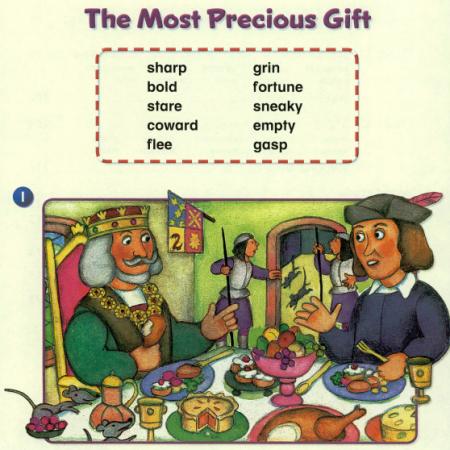 Vocabulary Workshop Language Standards