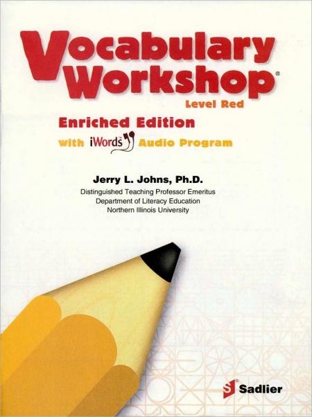 This vocabulary Workshop development program