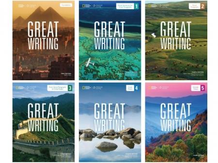 Great writing series 第四版f12345
