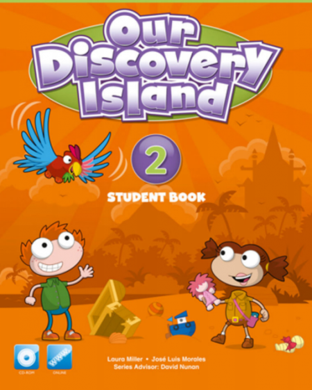 Our Discovery Island1-6学生书 world's learning company