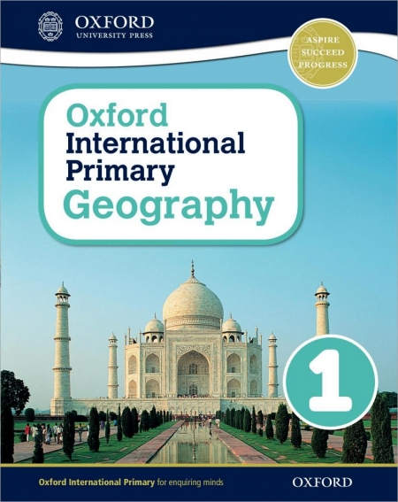 Oxford International Primary Geography geographical information for specialist