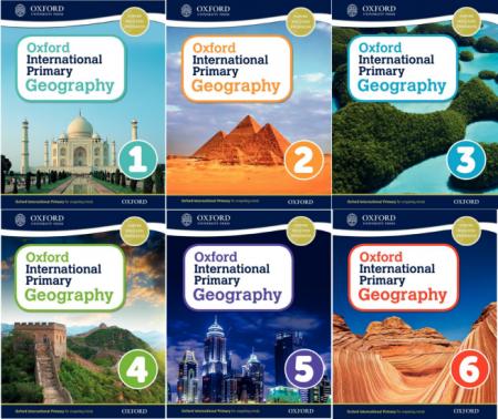 牛津大学出版社国际小学地理