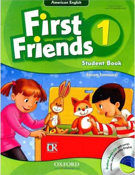 oxford First Friends level 1-3