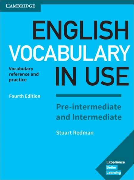 Cambridge English Vocabulary in Use1234