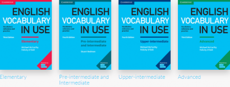 剑桥大学出版社Cambridge English Vocabulary in Use