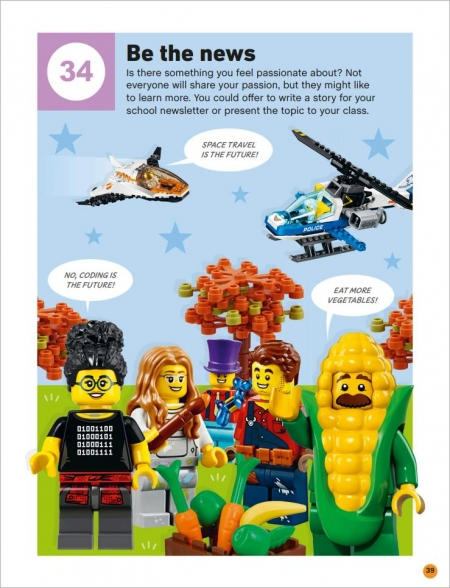 The LEGO Games Book 50 fun brainteasers by dk