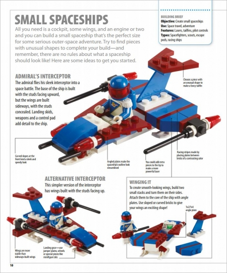 Build a Rocket and Other Great LEGO Ideas DK