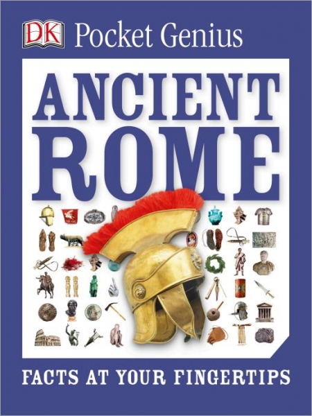 DK Pocket Genius Ancient Rome -Dorling Kindersley