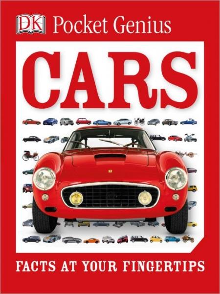 DK Pocket Genius Cars-Dorling Kindersley