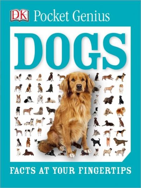 DK Pocket Genius Dogs -Dorling Kindersley