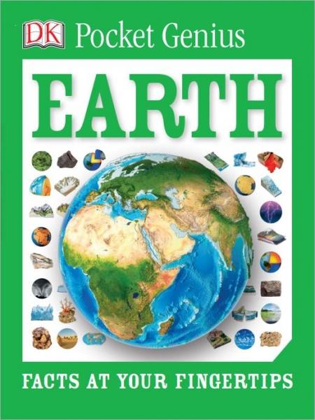 DK Pocket Genius Earth -Dorling Kindersley