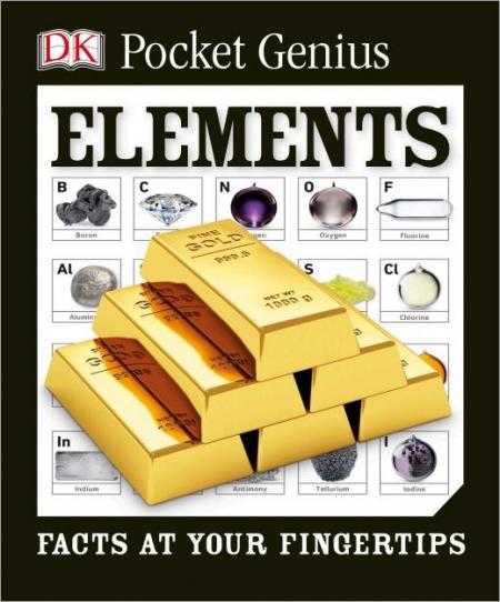 DK Pocket Genius Elements-Dorling Kindersley