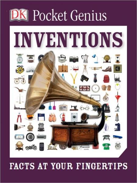 DK Pocket Genius Inventions-Dorling Kindersley