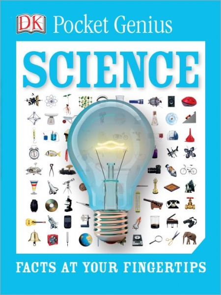 DK Pocket Genius Science-Dorling Kindersley