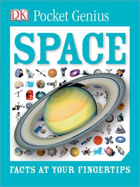 DK Pocket Genius Space-Dorling Kindersley