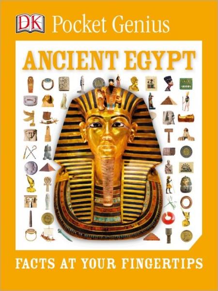 DK Pocket Genius.Ancient Egypt -Dorling Kindersley