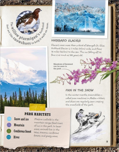 探索62个美国国家公园