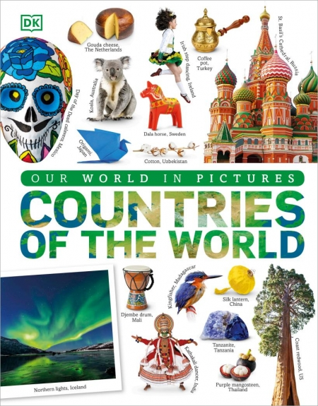 DK全球视觉Countries of the World